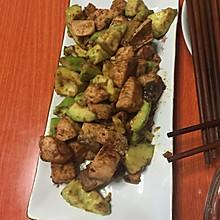三文鱼牛油果