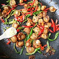 香辣扇贝——经过简单一炒,小海鲜也可以做的鲜味翻倍特别下饭的做法图解11