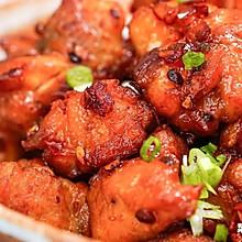 豆瓣鸡|酱香浓郁