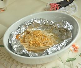 #炎夏消暑就吃「它」#蒜蓉金针菇的做法