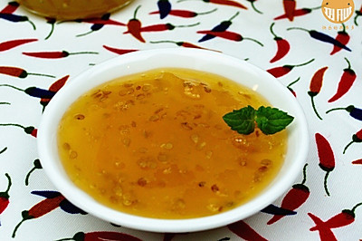 黃柿子果醬