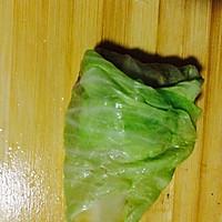 【深夜食堂】的包菜卷的做法图解5
