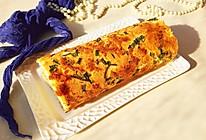 #硬核菜谱制作人#肉松蛋糕卷的做法