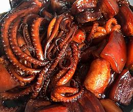 红烧肉八爪鱼的做法