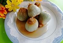 #合理膳食 营养健康进家庭#好吃的糖醋蒜的做法