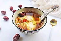 红枣红糖酒酿蛋的做法