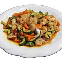 好吃的开胃菜—素炒虾仁