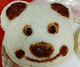 小熊餐包的做法