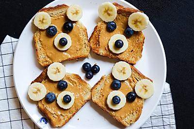 儿童营养早餐|熊一家