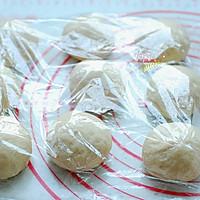 豆沙花型面包的做法图解4