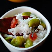 蚕豆焖饭的做法图解11