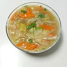 片汤(小时候的味道)