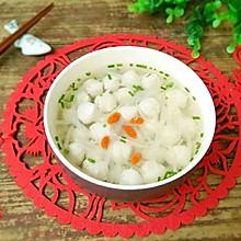 #新年开运菜,好事自然来#团团圆圆~鱼丸萝卜汤