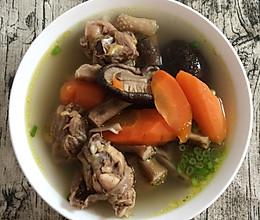 香菇土鸡汤的做法