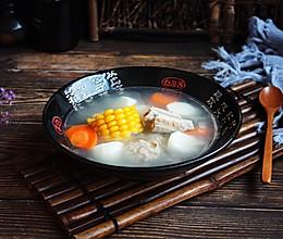 #秋天怎么吃# 排骨山药汤(健脾养胃)的做法