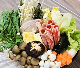 寿喜锅的做法