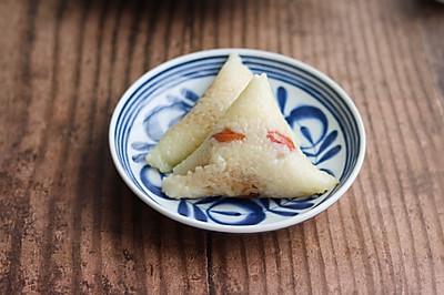 北方蜜枣甜粽