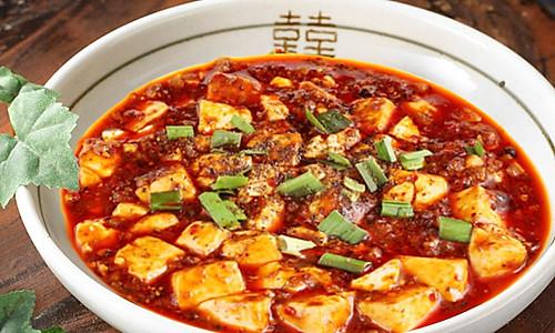 【变厨神】麻婆豆腐 吃不到别人豆腐、那就吃自家麻婆豆腐~的做法