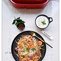 #麦子厨房#美食锅之泰式海鲜粉丝沙拉的做法图解14