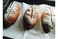 可可麻薯软欧包的做法