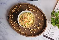 鸡蛋炒豆渣的做法