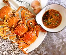 秋天不可错过的美味~清蒸大闸蟹的做法