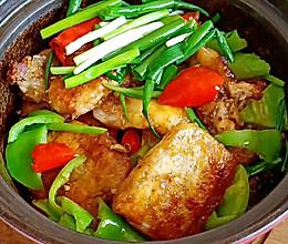 #美食视频挑战赛# 香焗青鱼排的做法