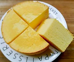 百香果戚风蛋糕#我的烘焙不将就#的做法