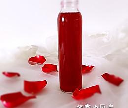 自制玫瑰爽肤水的做法