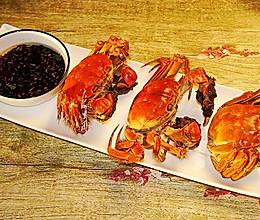 #肉食者联盟#清蒸阳澄湖大闸蟹的做法