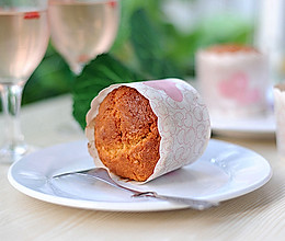 椰蓉红糖小蛋糕#美的绅士烤箱#的做法