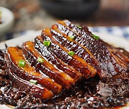 日食记丨梅菜扣肉的做法