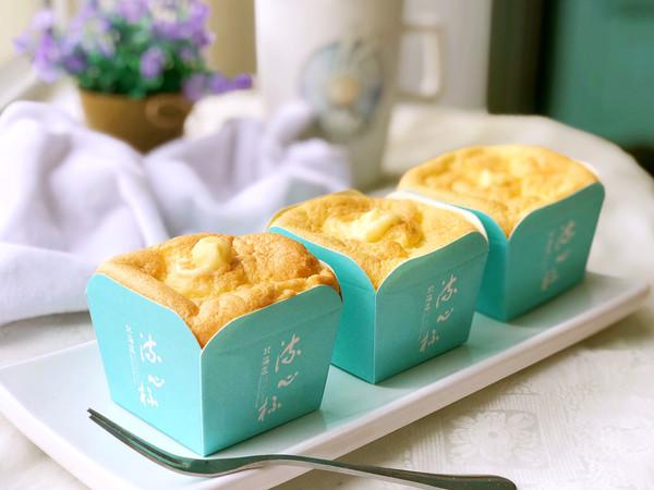 北海道戚风蛋糕杯的做法