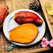 #洗手作羹汤#蒸红薯
