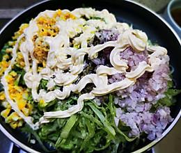 日式蛋黄酱沙拉的做法