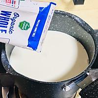 #美食视频挑战赛# 正宗广东顺德双皮奶|简单易做的做法图解2