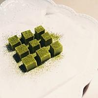 日式抹茶生巧克力的做法图解6