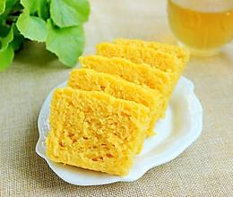 南瓜大米发糕的做法