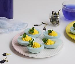 换个浪漫的方式——鸡蛋沙拉杯的做法