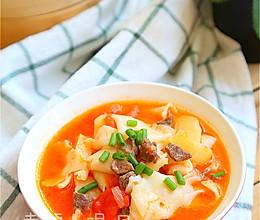 新疆汤饭的做法