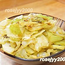 麻油鸡汤煮圆白菜