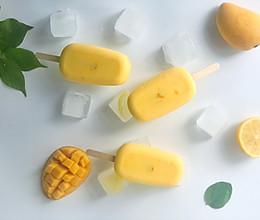 自制芒果酸奶雪糕的做法