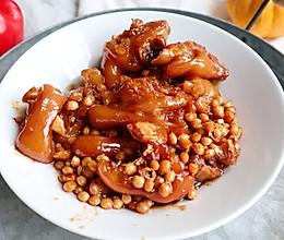 #硬核菜谱制作人#黄酒焖猪蹄的做法