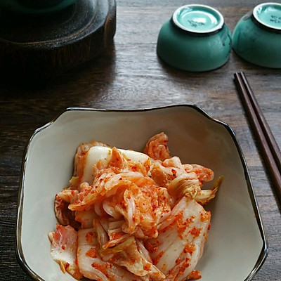 韩国辣白菜(改良川味版)