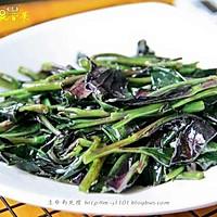 清炒观音菜