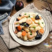 马蹄炒虾仁——时令快手养生菜的做法图解19