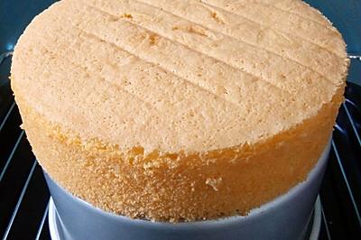 海绵蛋糕#美的绅士烤箱#