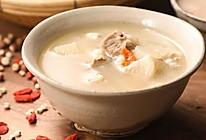 山药薏仁两吃:养生粥、养生汤,一组搭配全搞定的做法