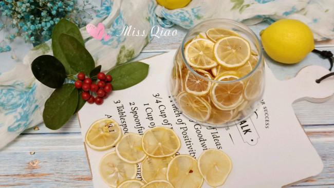 自制柠檬干的做法