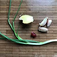 #肉食者联盟#白菜腐皮炖五花肉的做法图解2